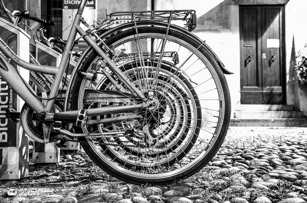 Photograph Bicycles by Andrea Fantinato on 500px