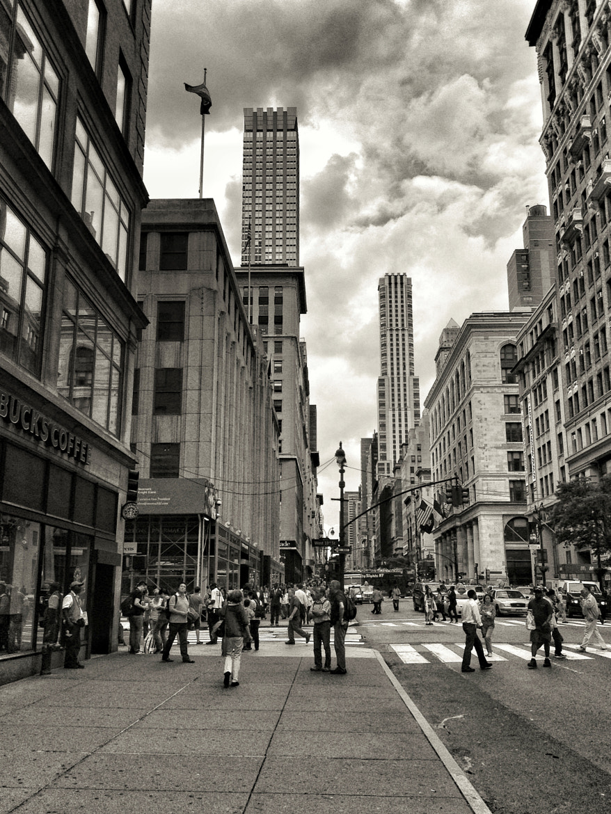 Photograph Mid Town  by Gavin Gordon  on 500px