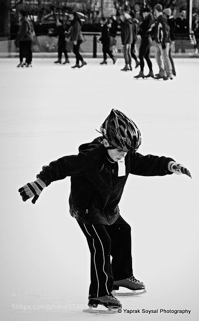 Photograph At the Skating Ring by Yaprak Soysal on 500px