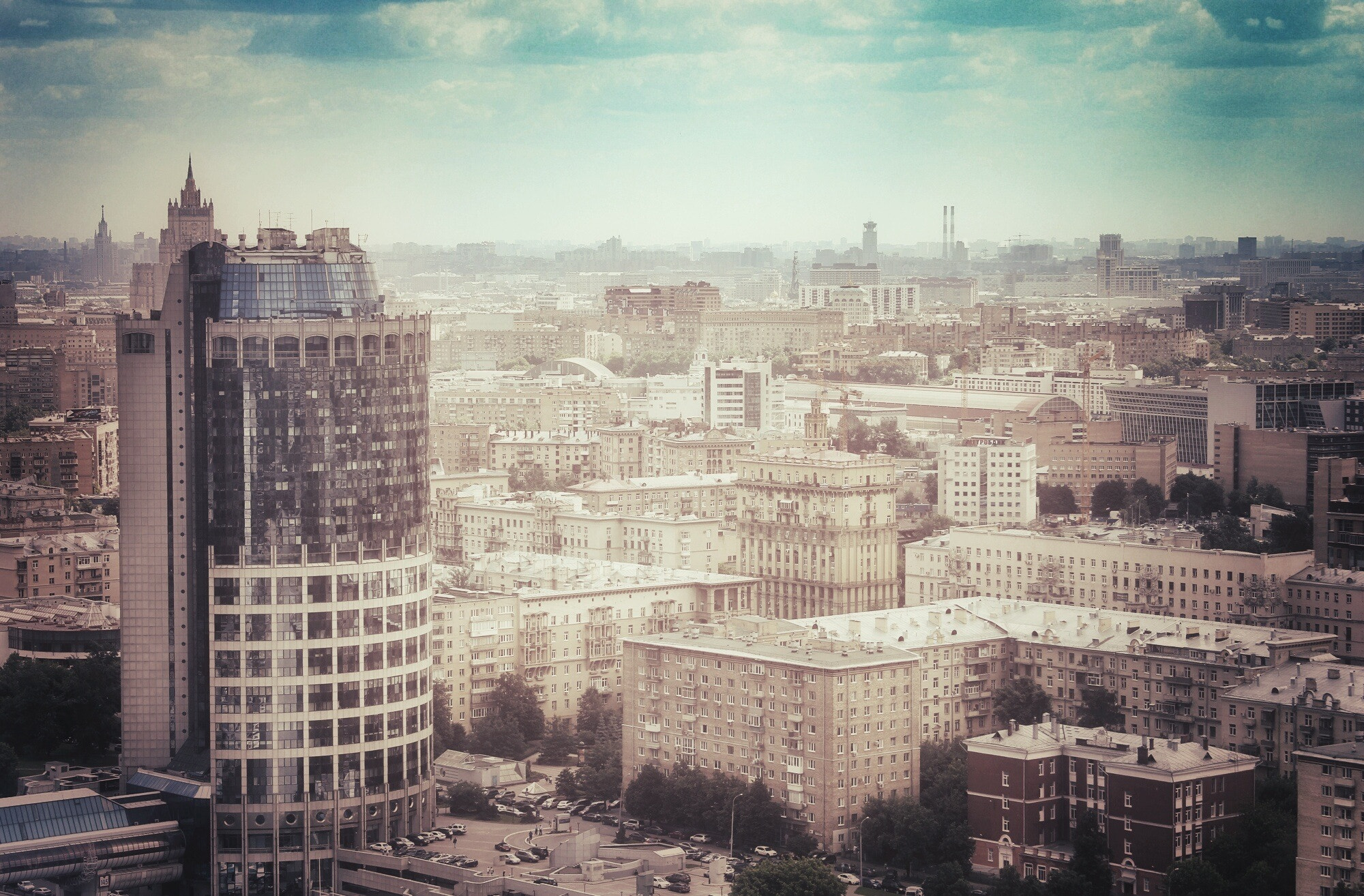 Photograph Moscow by Marina Endzhirgli on 500px