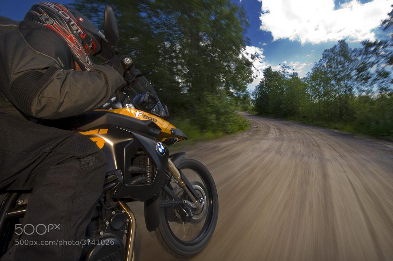 Photograph Me riding by Vesa Koivunen on 500px