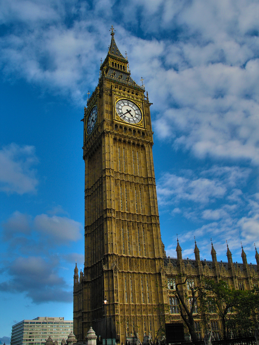 Photograph Big Ben London by Alex Berger on 500px