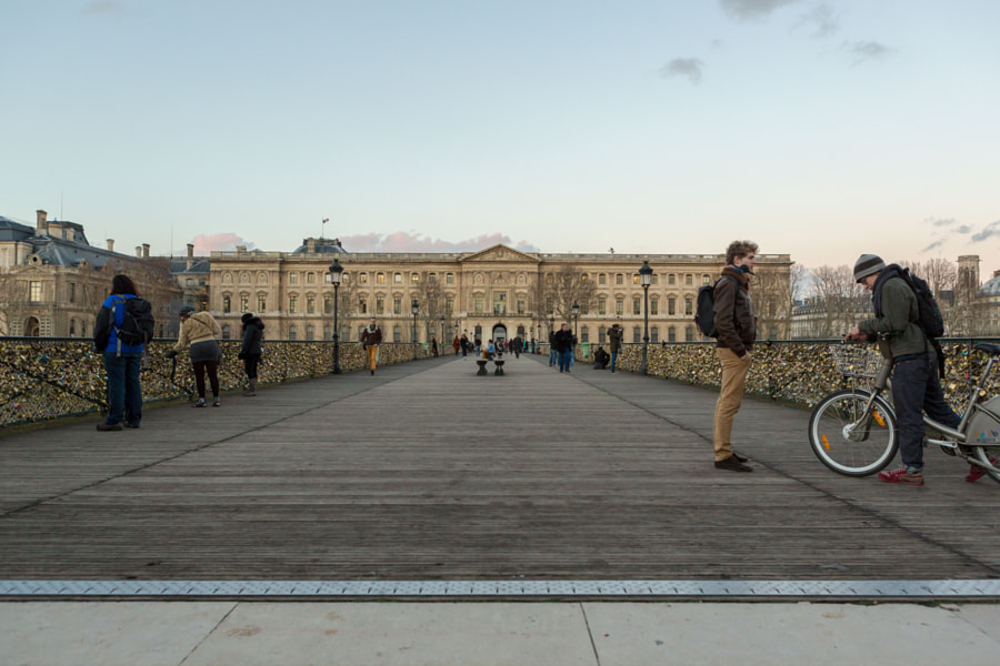 Urban Life, Parisian Style