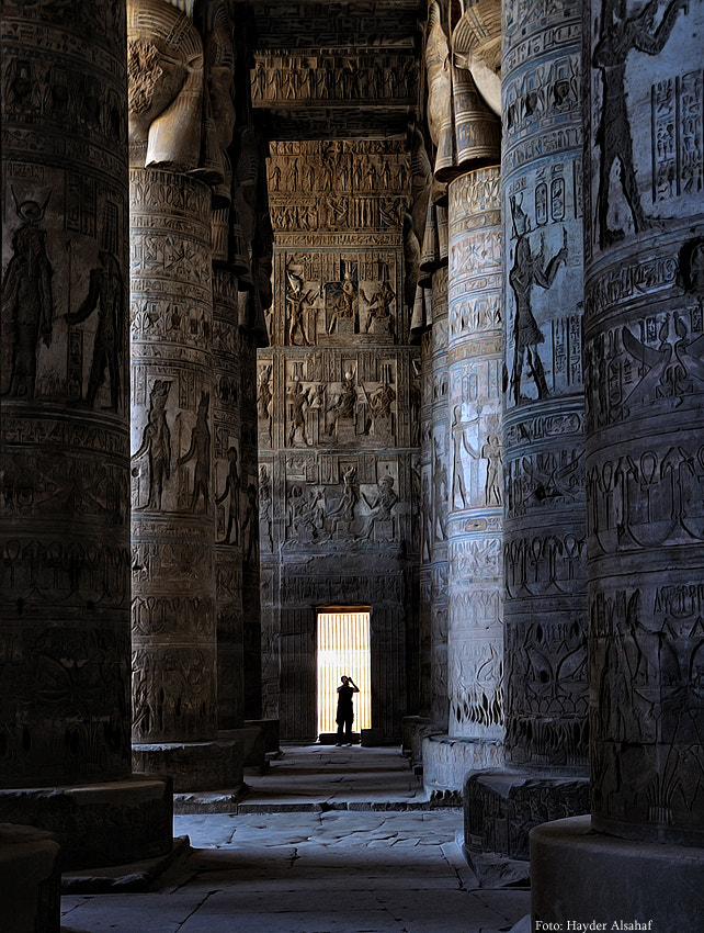 Photograph Hathor temple in Qina/Egypt by Hayder Alsahaf on 500px