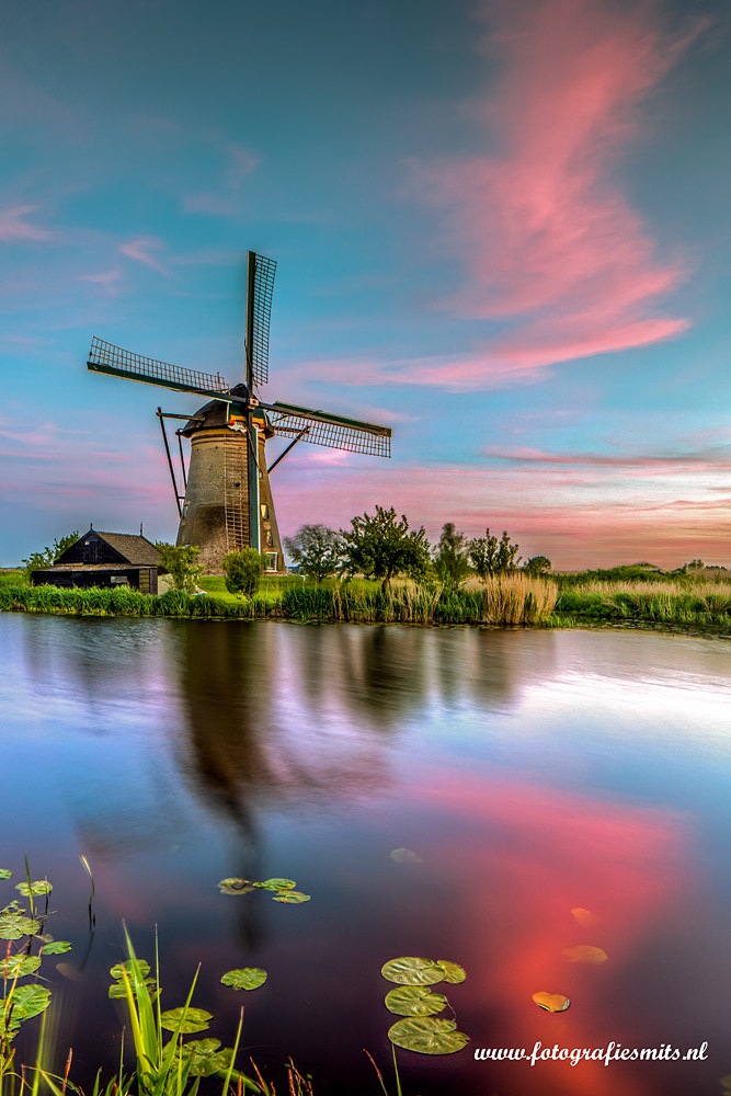 Photograph Postcard from Kinderdijk III by Marc Smits on 500px