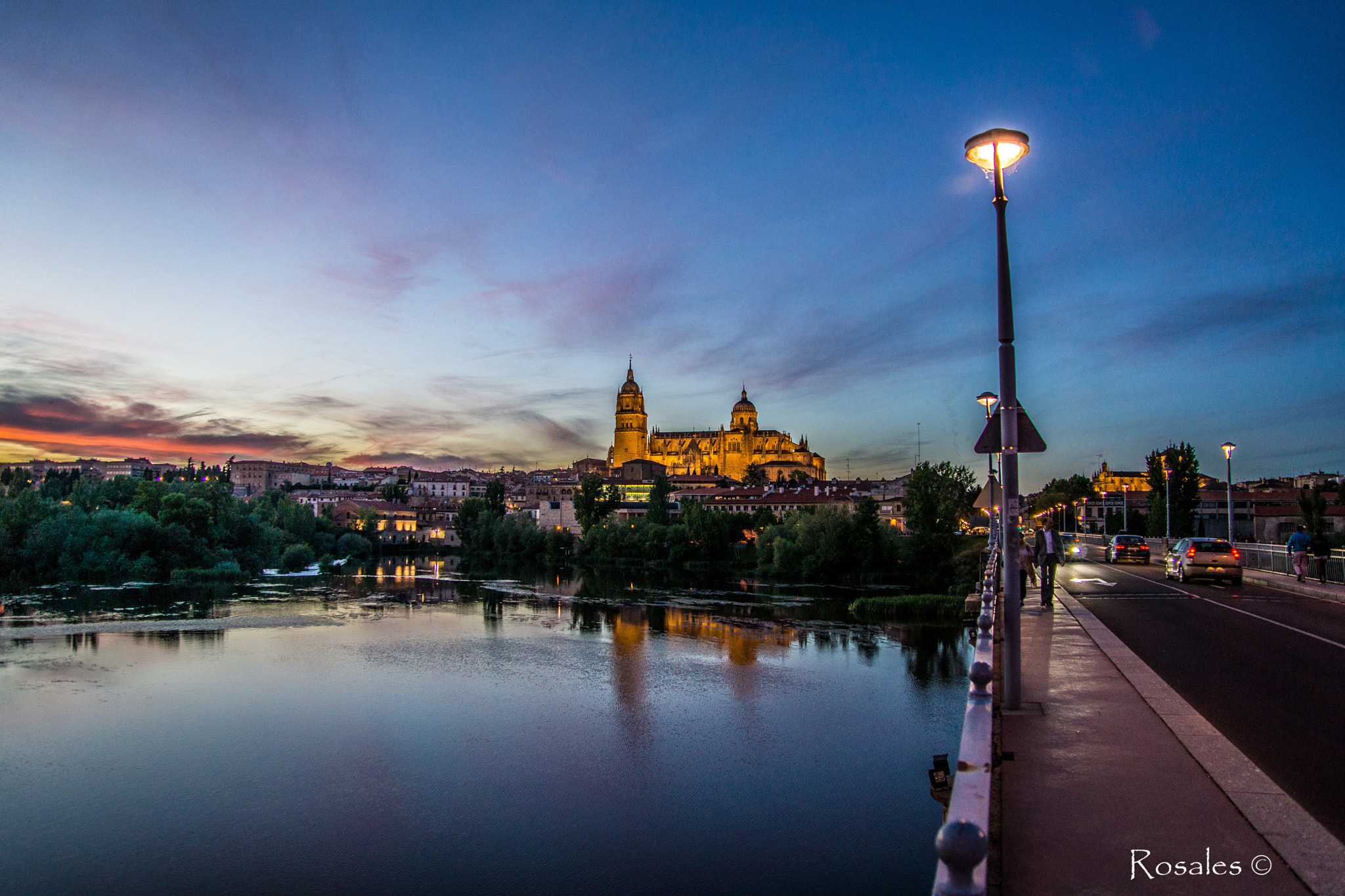 Photograph Salamanca by Ruben Rosales on 500px