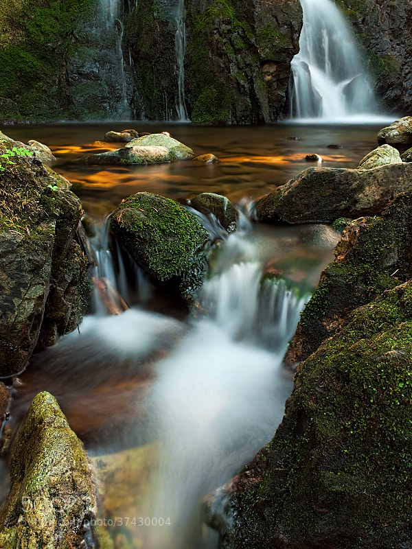 Photograph Hidden Falls by Matt Dobson on 500px