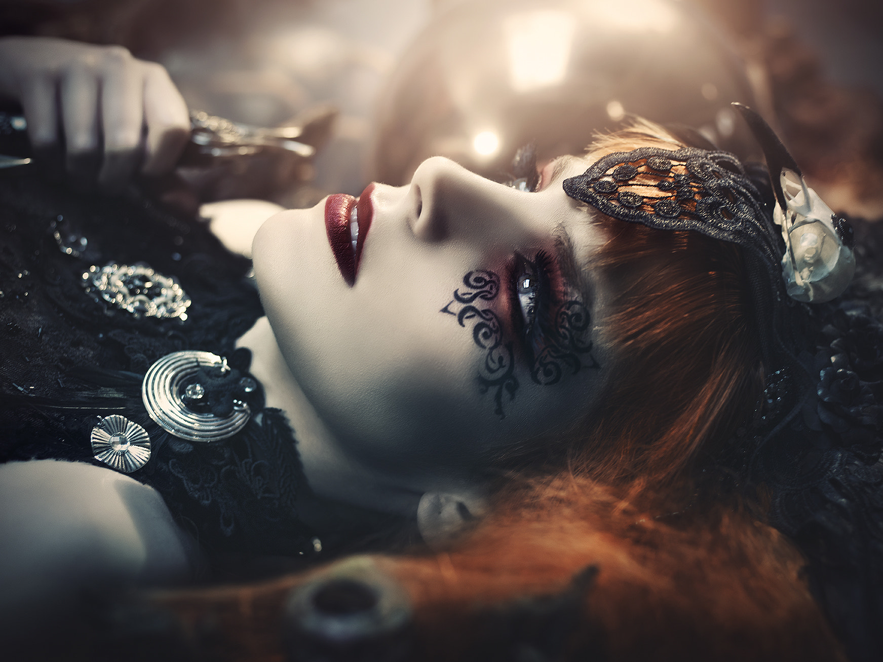 Photograph Sacrify by Rebeca  Saray on 500px