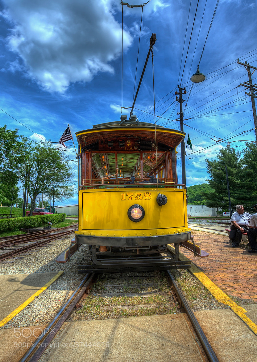 Photograph Got Trolley?? by Brook Ward on 500px