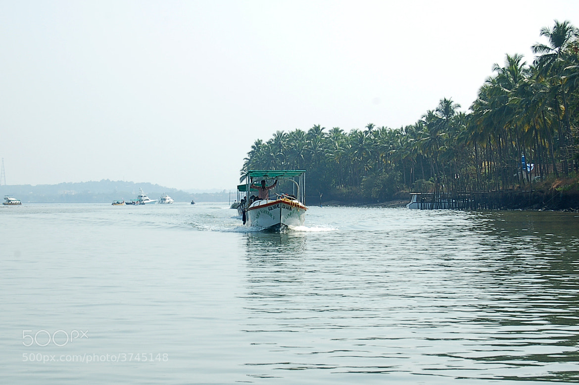 Photograph Boat by lok chandar on 500px