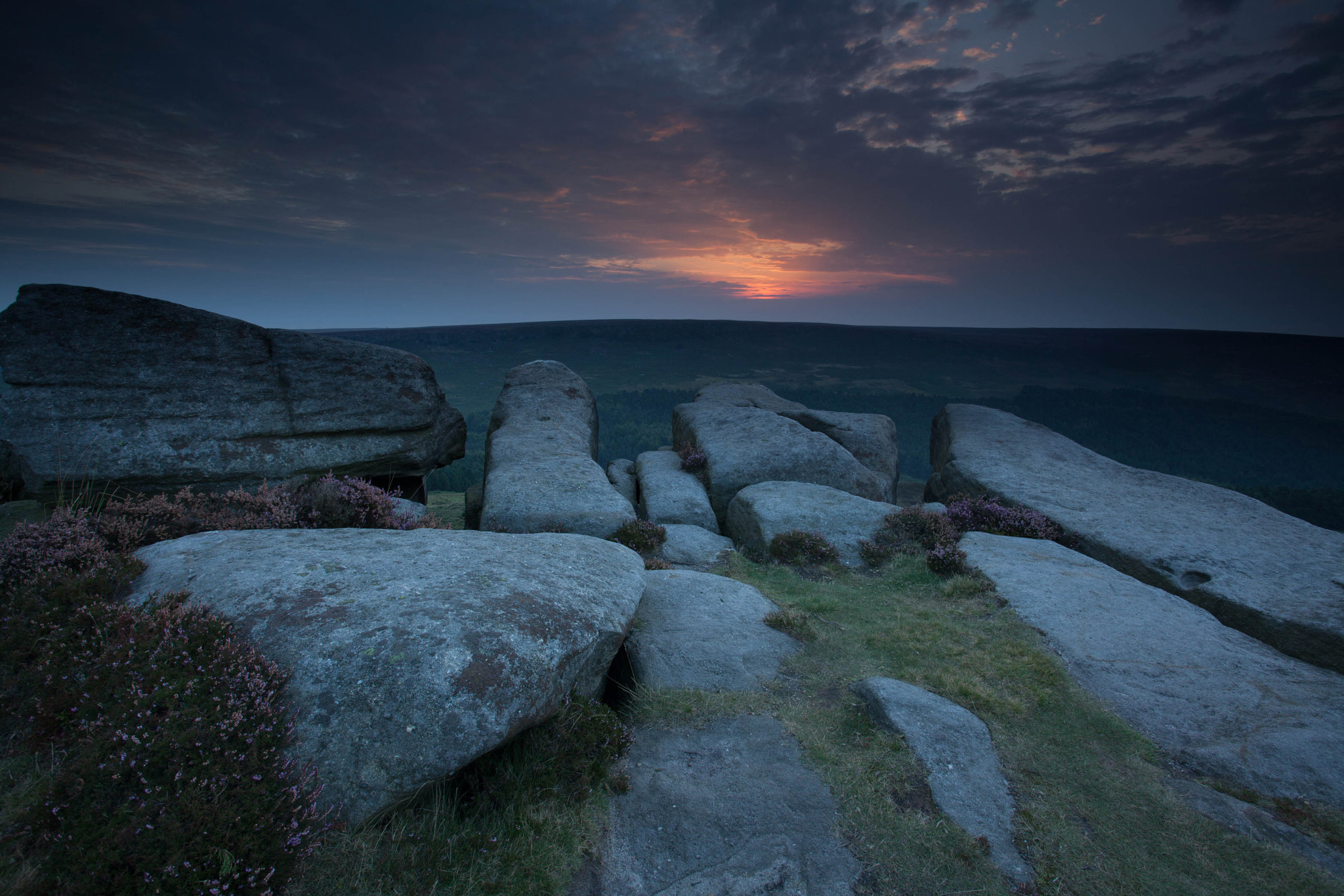 Photograph Higger Tor  by Carl Mickleburgh on 500px