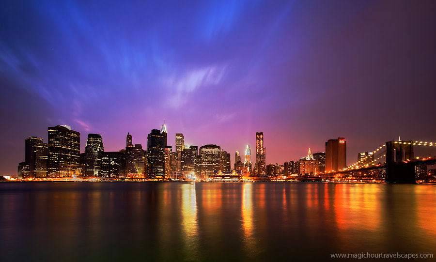 Photograph Two Minute Manhattan by Kah Kit Yoong on 500px