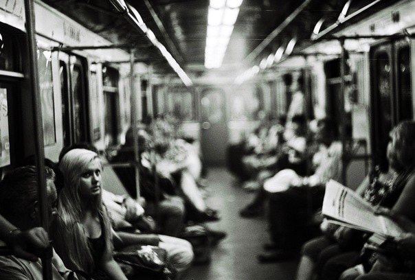 Photograph Subway by Anna Ostashver on 500px