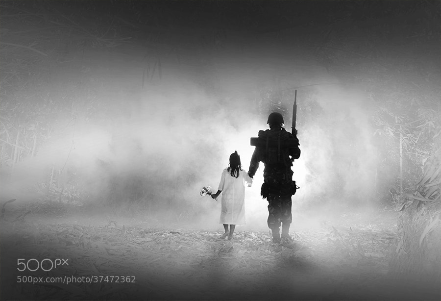 Photograph Bring Me to Life by Mashuri Ruly on 500px