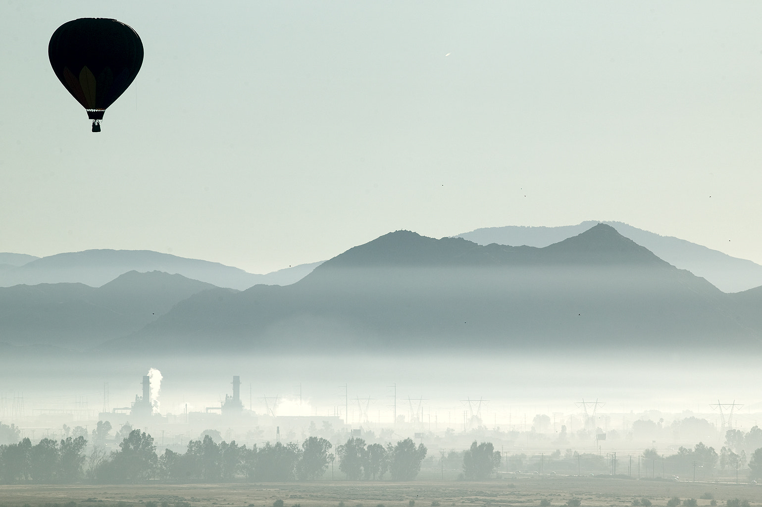 Photograph Balloon by Andres Harambour on 500px