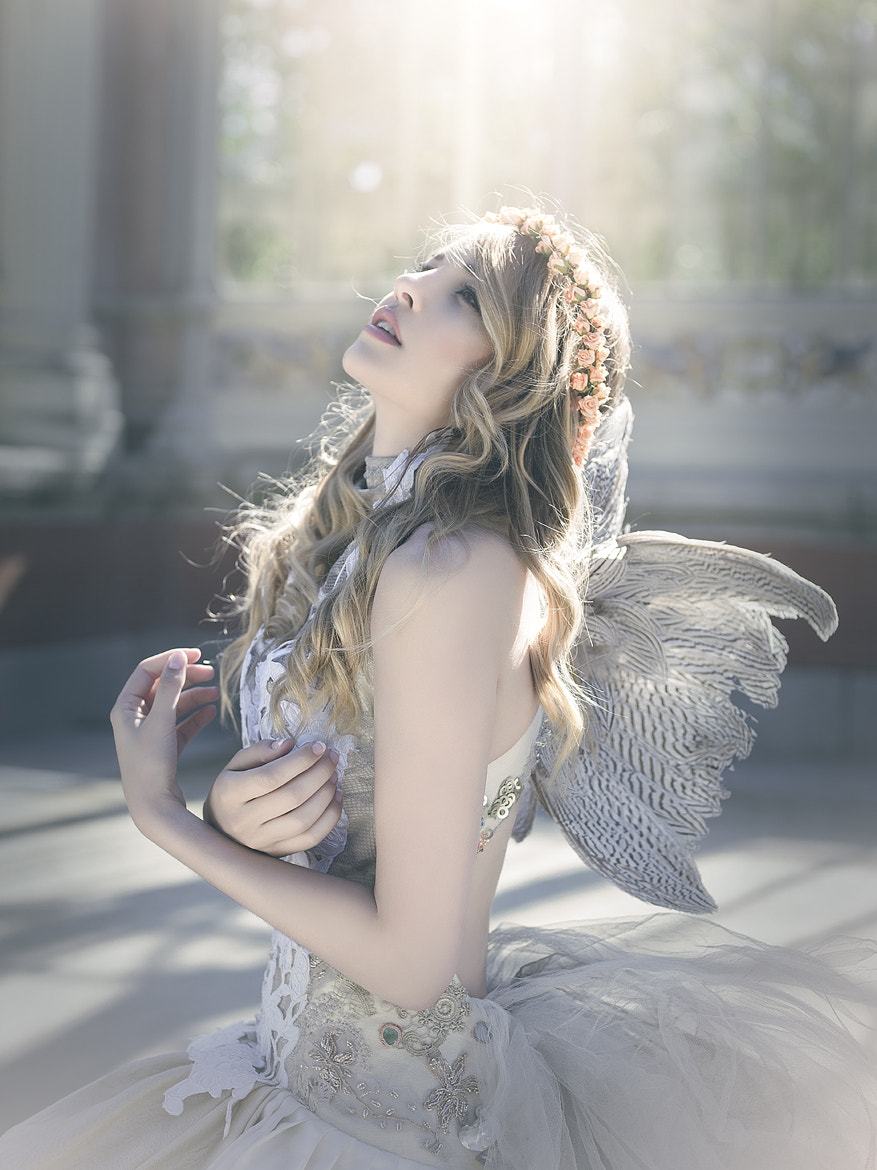 Photograph Searching the light by Rebeca  Saray on 500px