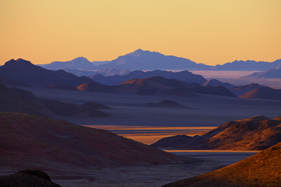 Photograph Evening landscape by Sam Dobson on 500px