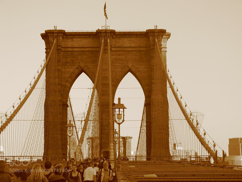 Photograph Brooklyn Bridge by Ashwin Visvanathan on 500px