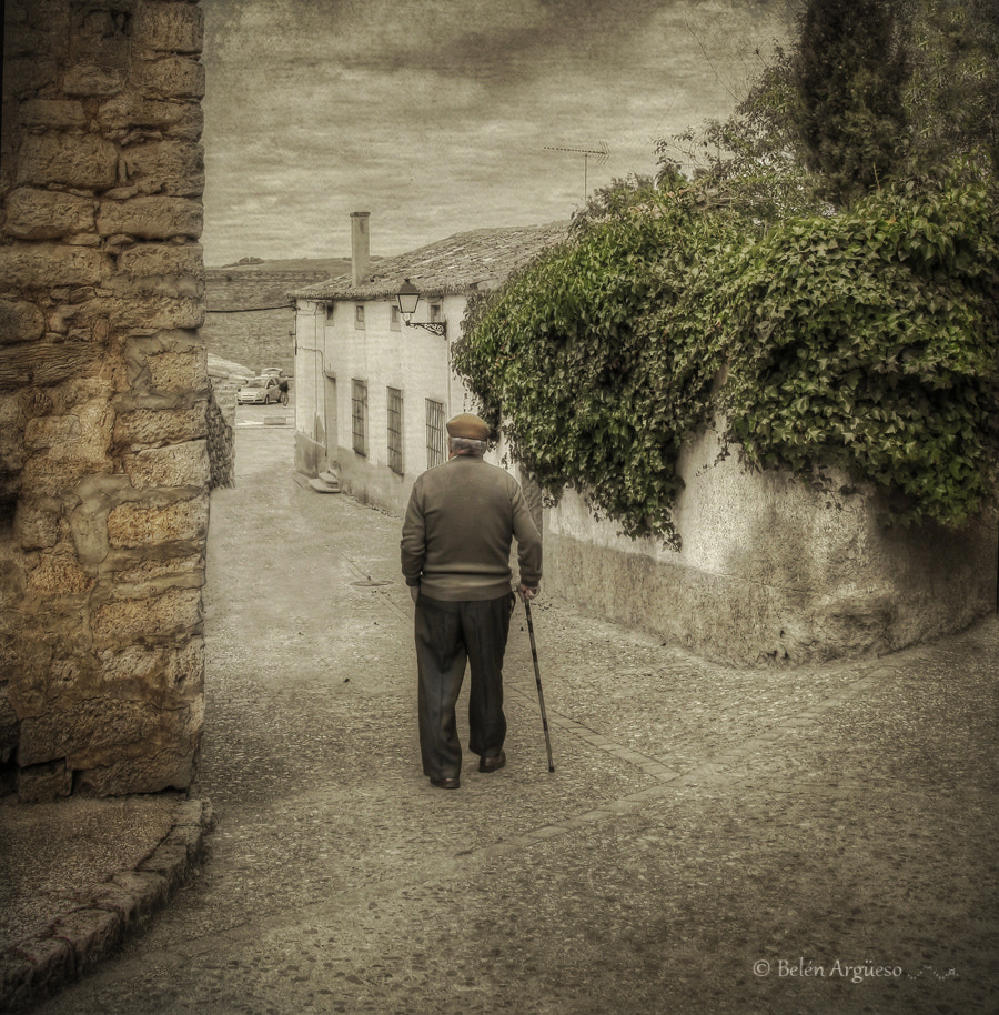 Photograph As time goes by...... by Belén Argüeso Castelos on 500px