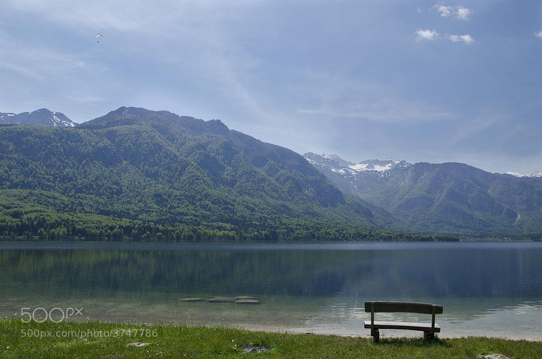 Photograph At the lake by Bojan Marušič on 500px