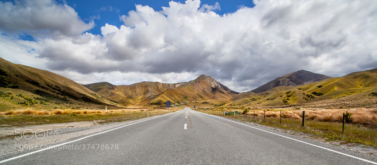 Photograph On the road by Chef'John  on 500px