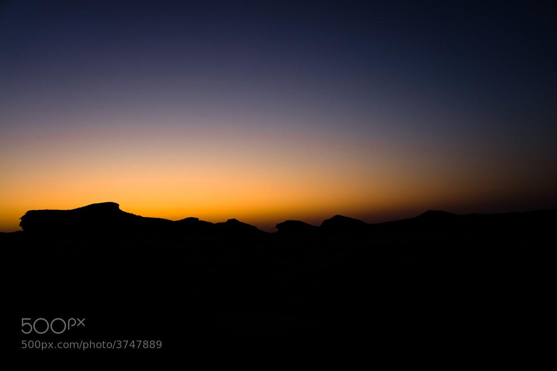 Photograph Black White Desert Egypt by Human Adams on 500px