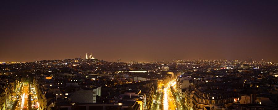 The night in Paris