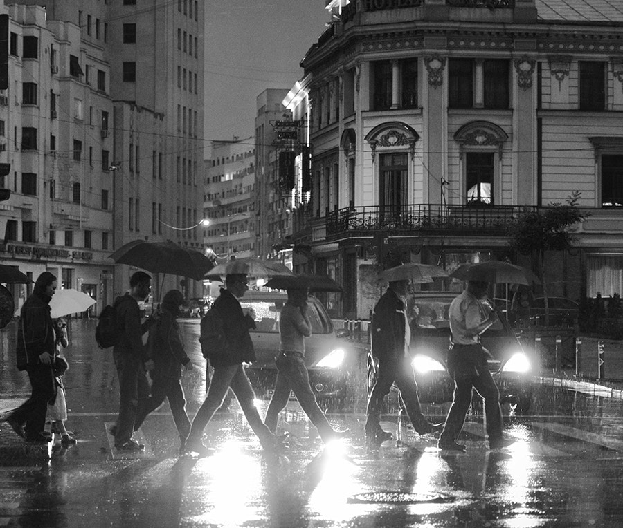 Photograph raining with beatles by Andrei Apostol on 500px
