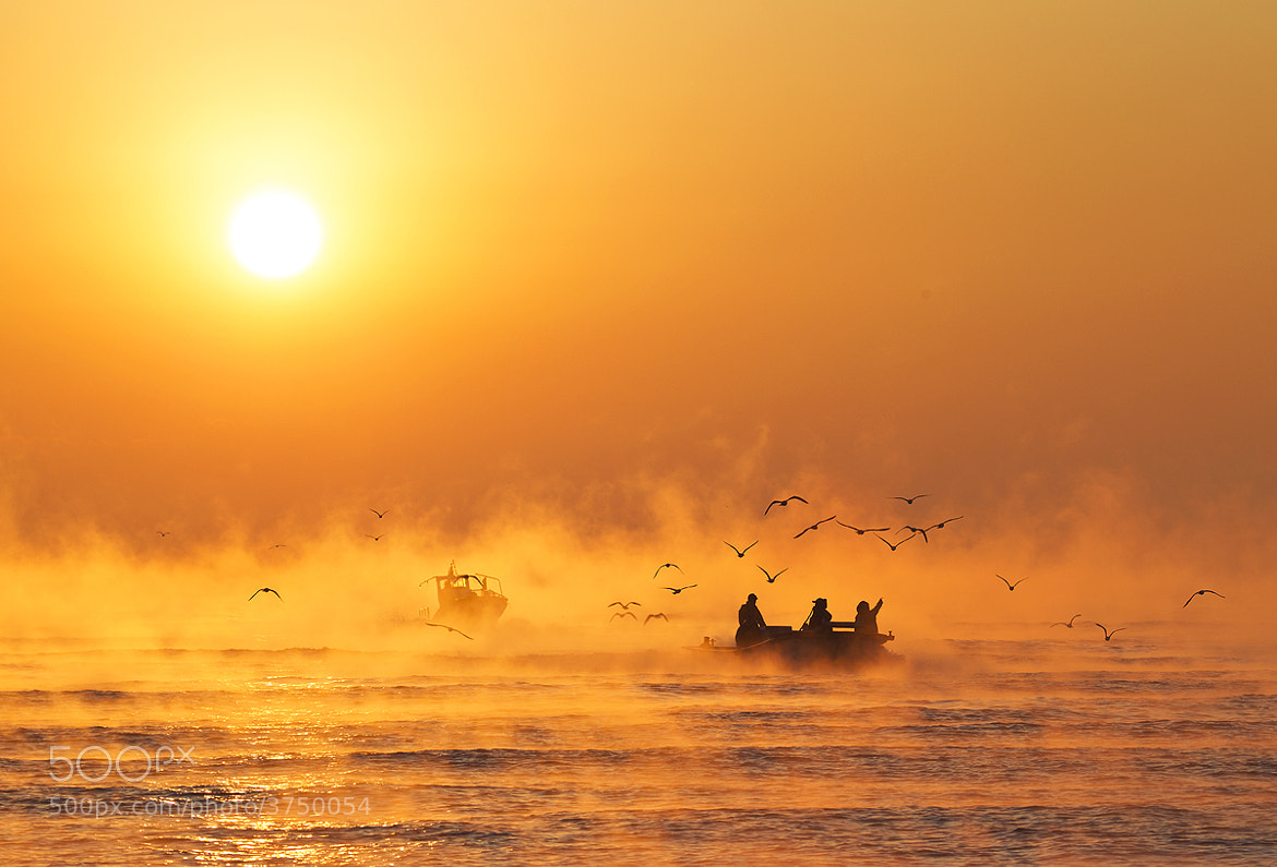 Photograph The mist of the sea by minseung ahn on 500px