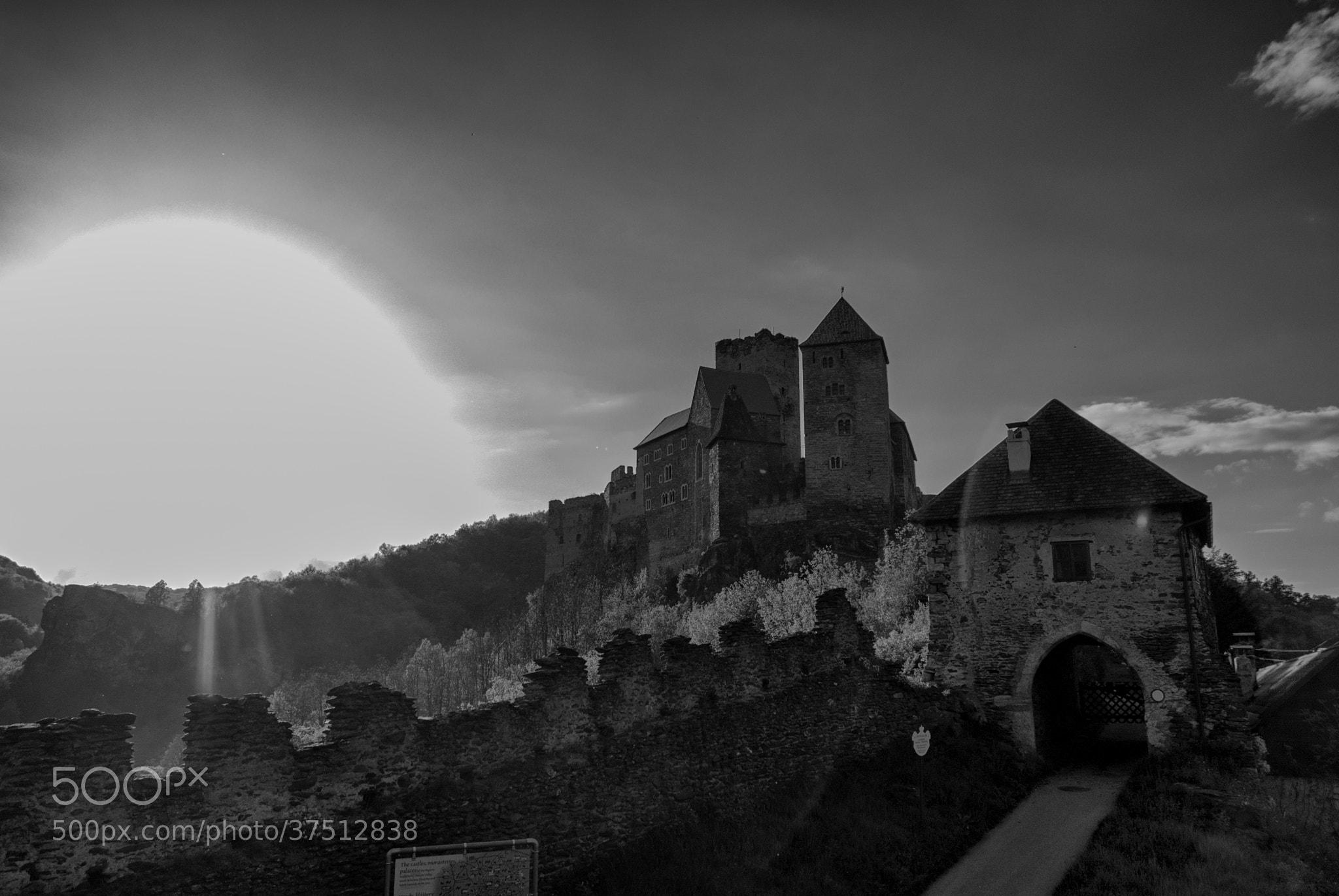 Photograph Hardegg Castle by Pavel Číhal on 500px