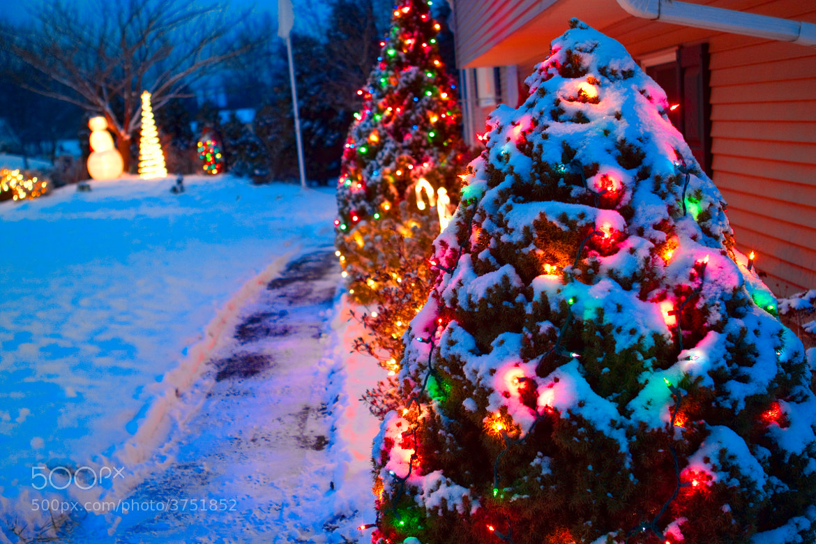 Photograph New England Christmas by Larry White, Jr. on 500px