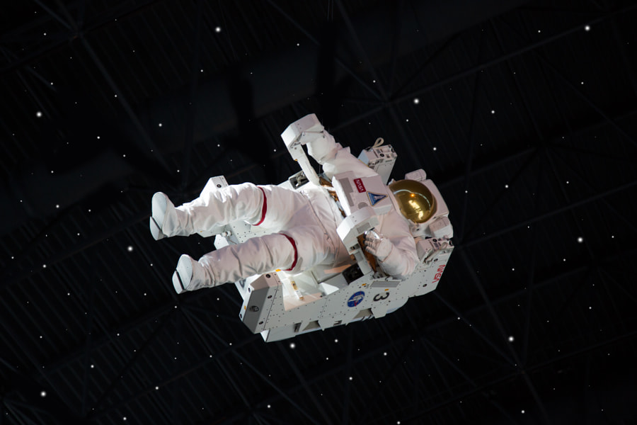 Last Discovery Spacewalk