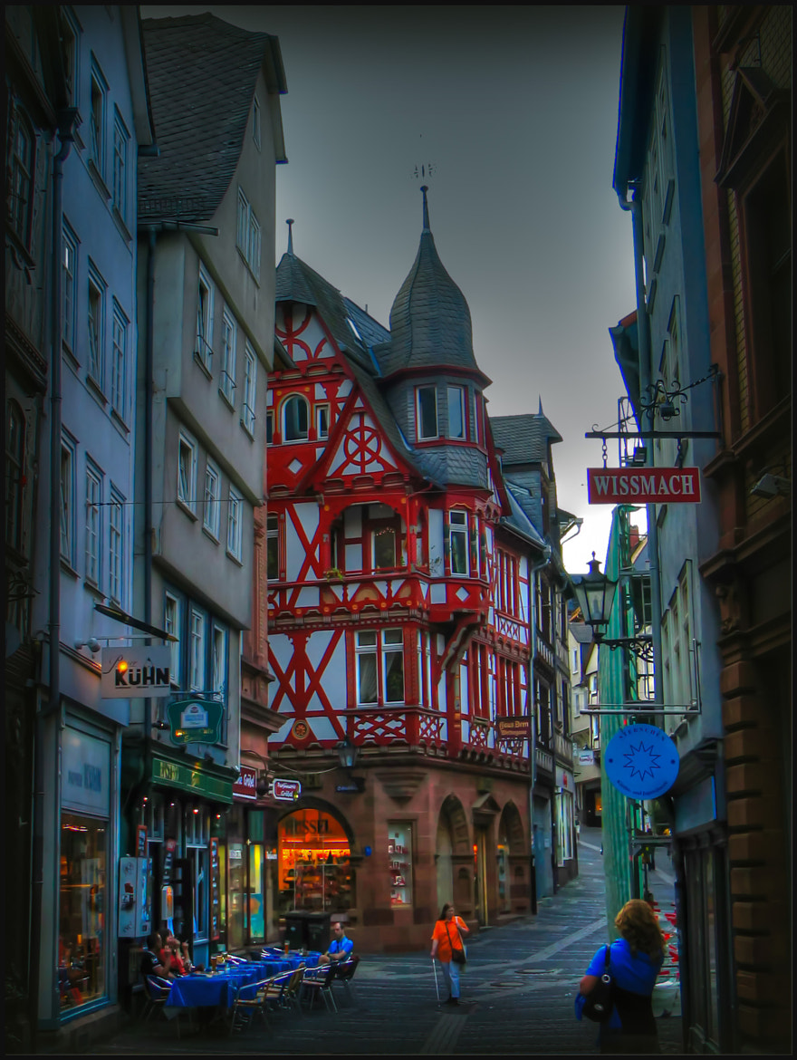 Photograph Street in Marburg by Gene  Brooking on 500px