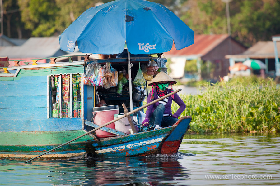 Photograph Floating Market by Ken Lee on 500px