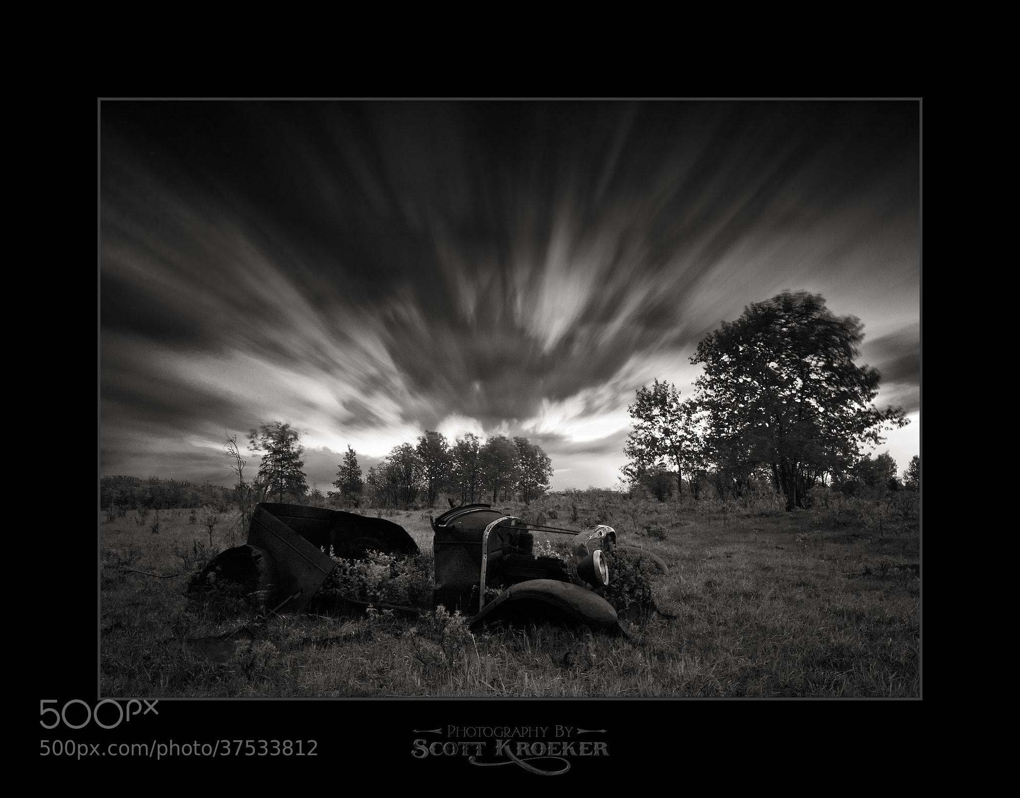 Photograph Blasting Through Time by Scott Kroeker on 500px