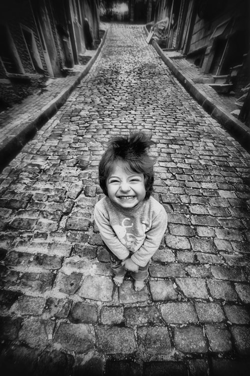 Photograph smile by Ali ilker Elci on 500px