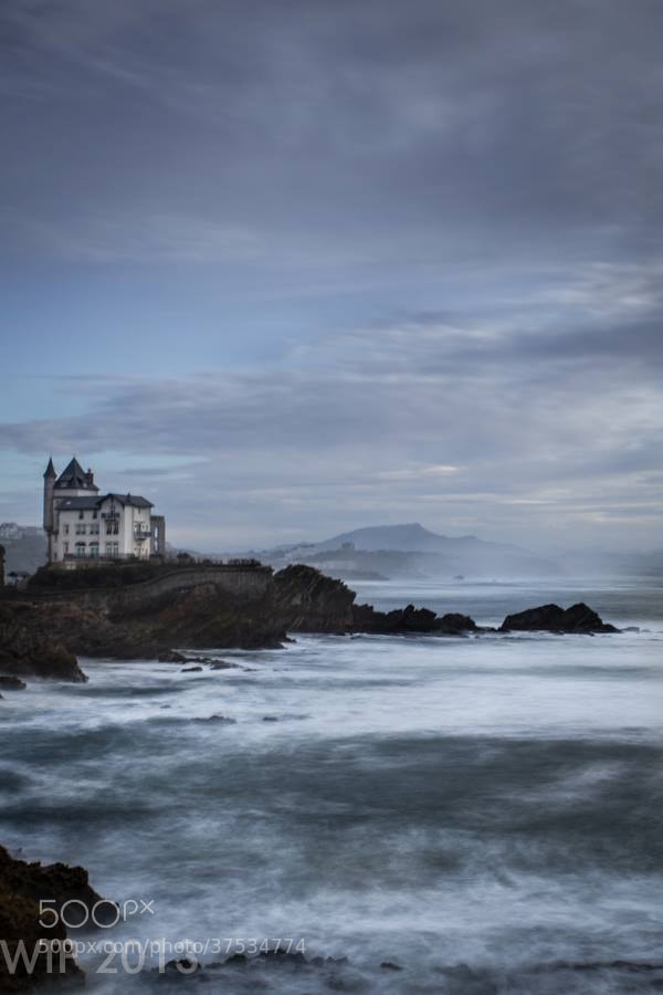 Photograph Biarritz by Frank Annatar on 500px