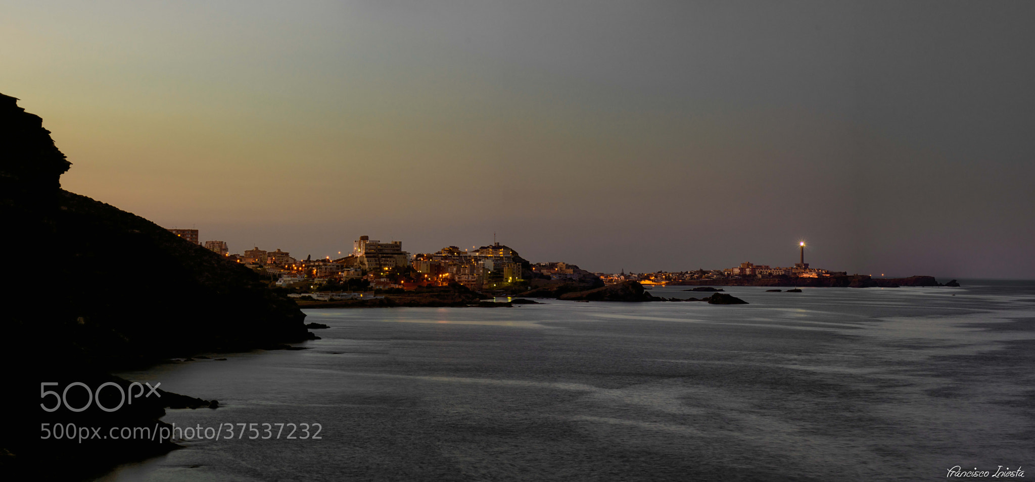 Photograph cabo de Palos by Francisco Iniesta on 500px