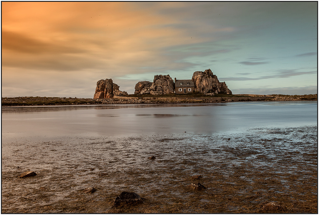 Photograph The House between the Rocks by wim denijs on 500px