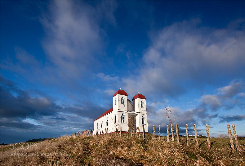 Photograph Church on the Hill by David Arthur on 500px