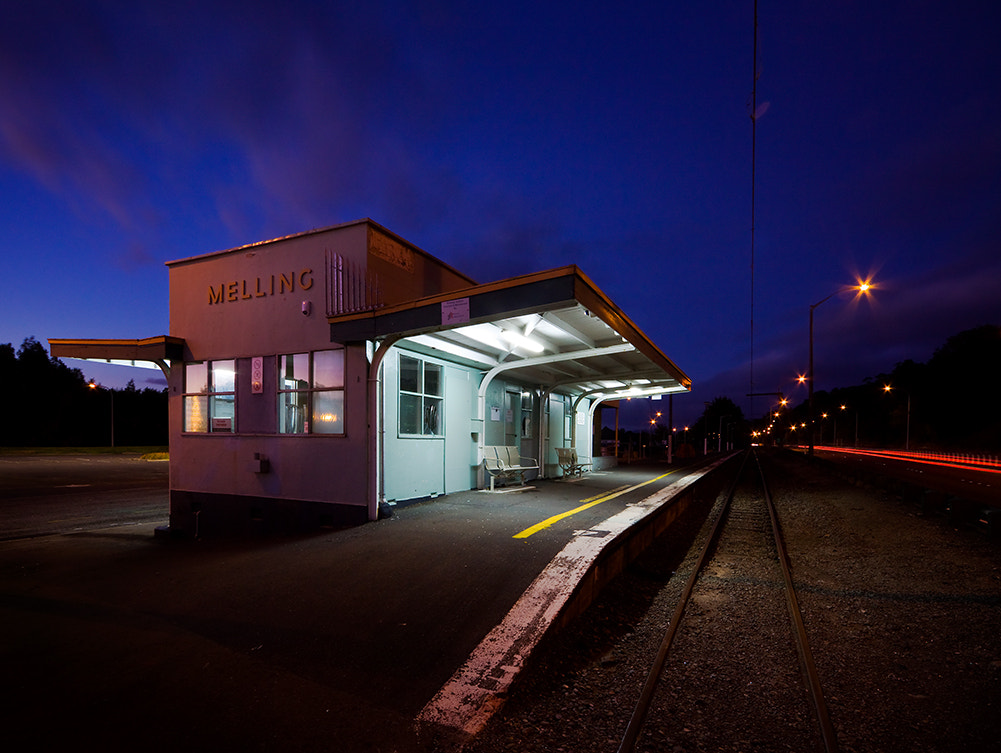 Photograph Melling Station by David Arthur on 500px