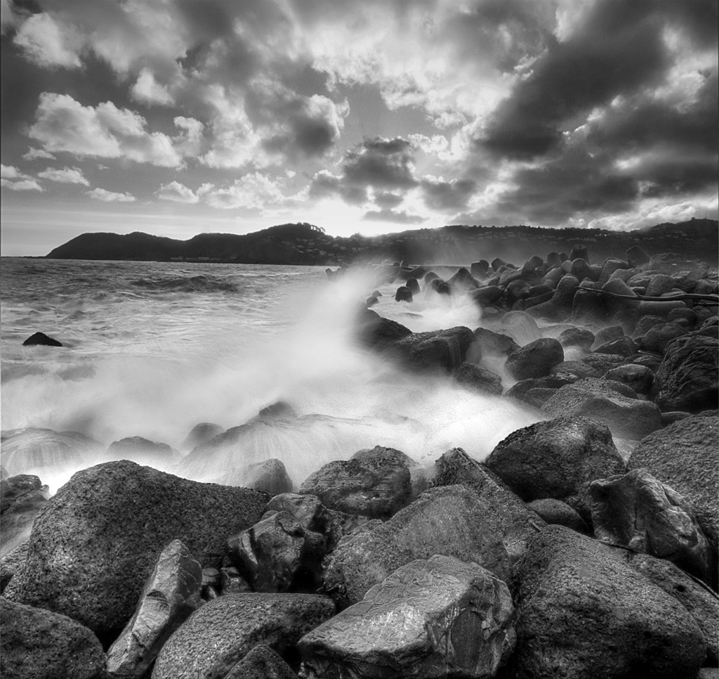 Photograph The Breakwater by David Arthur on 500px