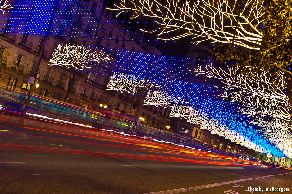 Photograph Christmas Lights by Luis Rodríguez on 500px