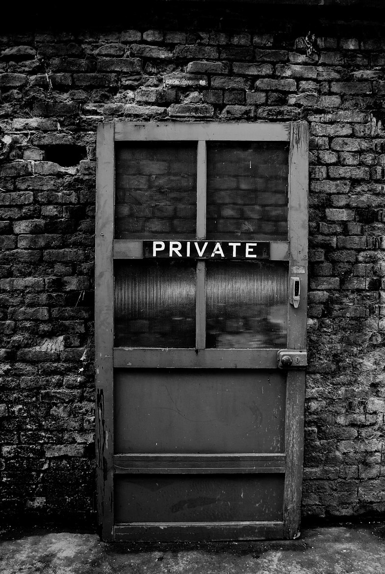Photograph open door policy by Marc Melander on 500px