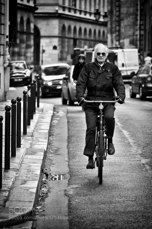 Photograph Cycliste by patrick plazzi on 500px