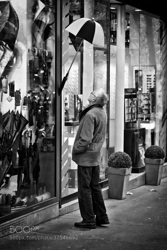 Photograph Coin de parapluie by patrick plazzi on 500px