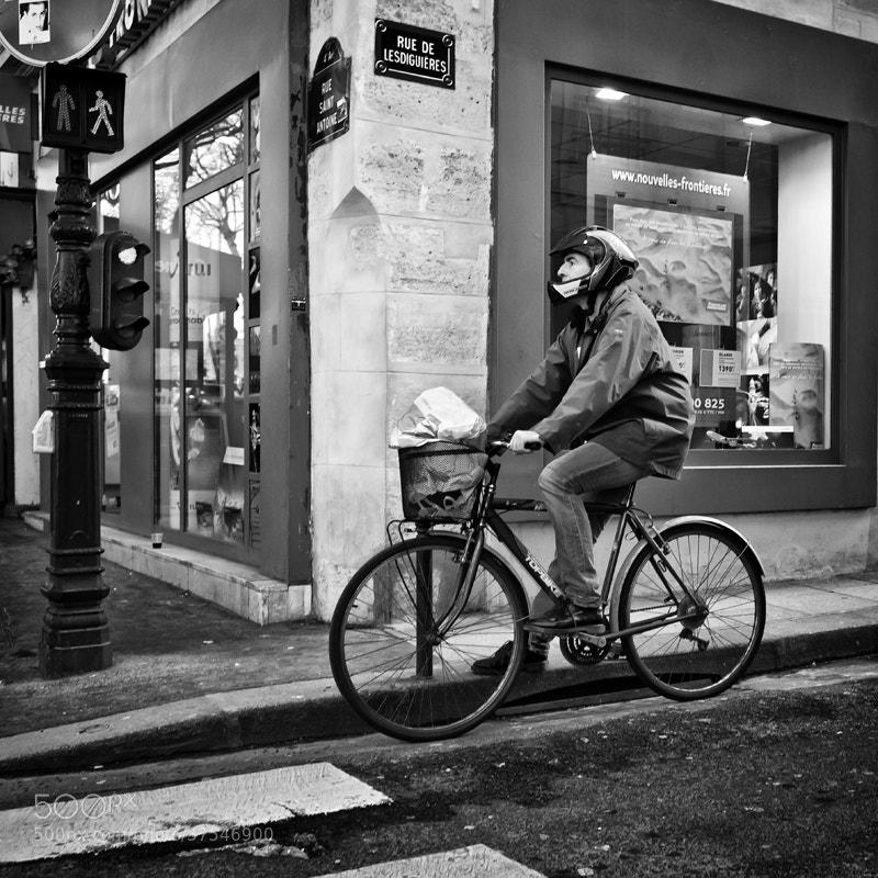 Photograph Le casque by patrick plazzi on 500px