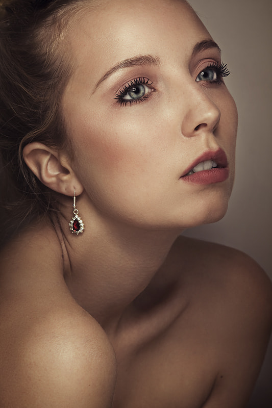 Photograph Becca by Tetty Sim on 500px