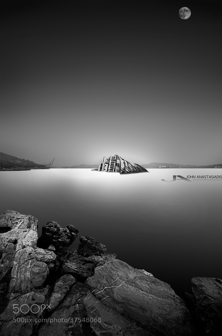 Photograph Wreck by Ioannis Anastasiadis on 500px