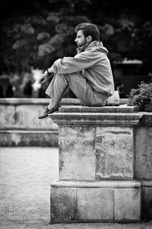 Photograph A la place de la statue by patrick plazzi on 500px